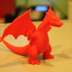 Download free 3D printer model Charizard (Subdivided), koukwst