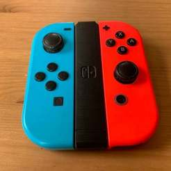 Photo_May_21_4_05_43_PM.jpg Télécharger fichier STL gratuit Nintendo Switch Portable Joy Con Connector • Design à imprimer en 3D, alexberkowitz