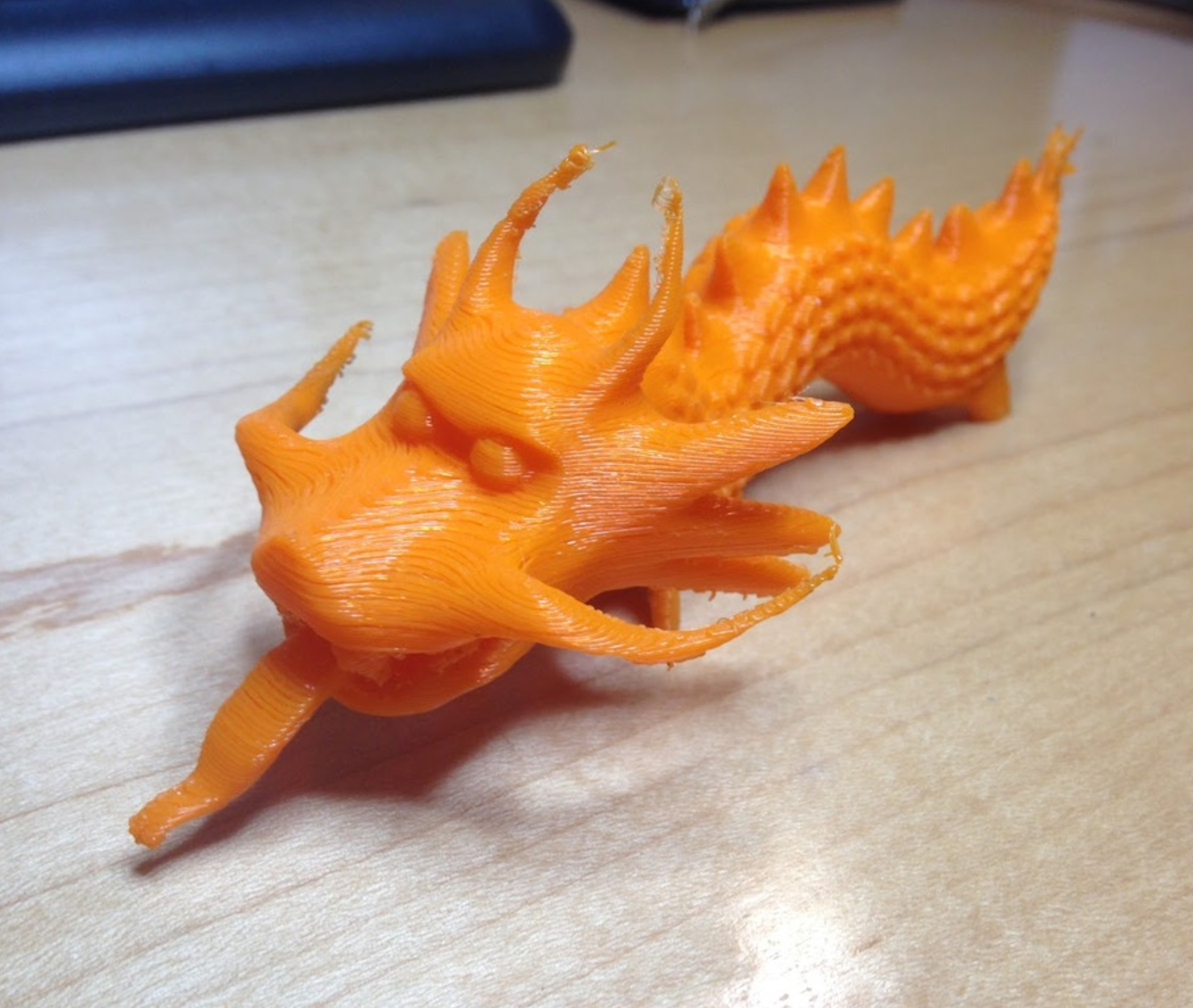 Capture d'écran 2017-05-04 à 10.20.12.png Download free STL file Dragon Old School • 3D print template, llaffa