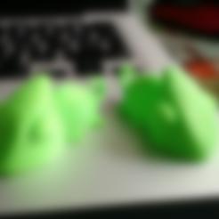 Télécharger modèle 3D gratuit Camaleon / Chameleon, llaffa
