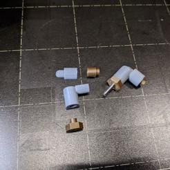 IMG_20200725_144331.jpg Télécharger fichier STL gratuit Ghostbusters - Legris elbow pour le pack de proton • Plan imprimable en 3D, mrkiou