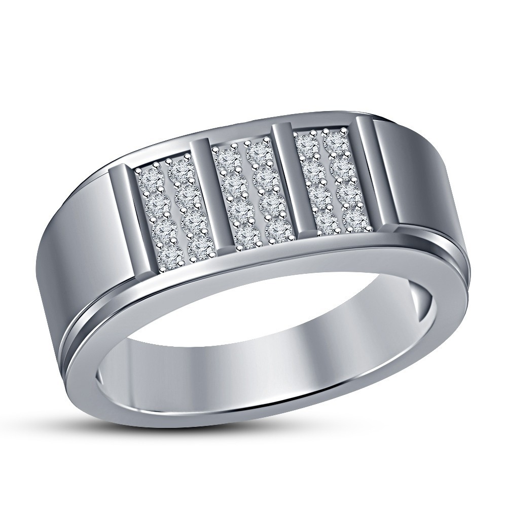 RG25920_1.jpg Download STL file Exclusive jewelry 3D Design Of Mens Ring • Object to 3D print, VR3D