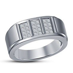 Download 3D printer designs Exclusive jewelry 3D Design Of Mens Ring, VR3D