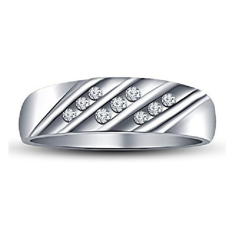 Download STL file jewelry 3D CAD Model Of Wedding Ring • 3D print design, VR3D