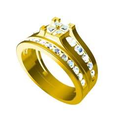 Download free STL files Jewelry 3D CAD Model In STL Fromat, VR3D