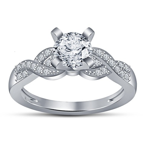 Download 3D printer files 3D Jewelry CAD Model Of Beautiful Wedding Ring, VR3D