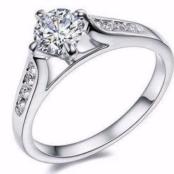 Descargar archivos 3D Precioso 3D modelo de joyería CAD para anillo de bodas, VR3D