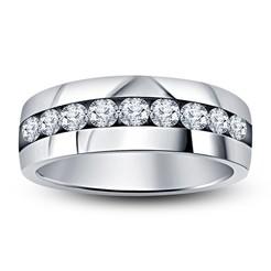 Descargar diseños 3D Modelo CAD 3D para el anillo de la venda de la boda, VR3D