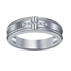 2115 - Copy.jpg Télécharger fichier STL Bijoux 3D CAD Modèle d'anneau pour hommes en format STL • Objet pour imprimante 3D, VR3D