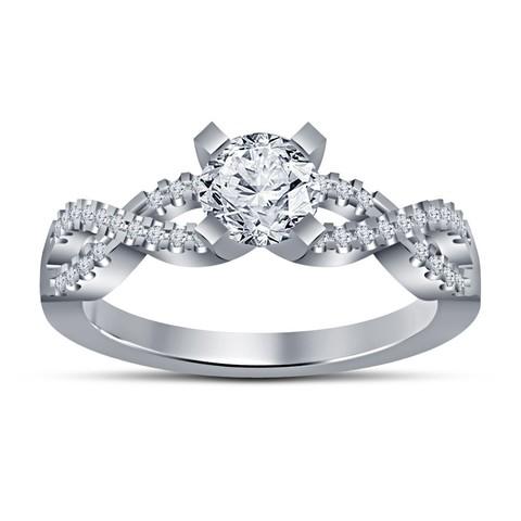 Descargar archivos 3D Joyería 3D Diseño CAD para el anillo de bodas, VR3D