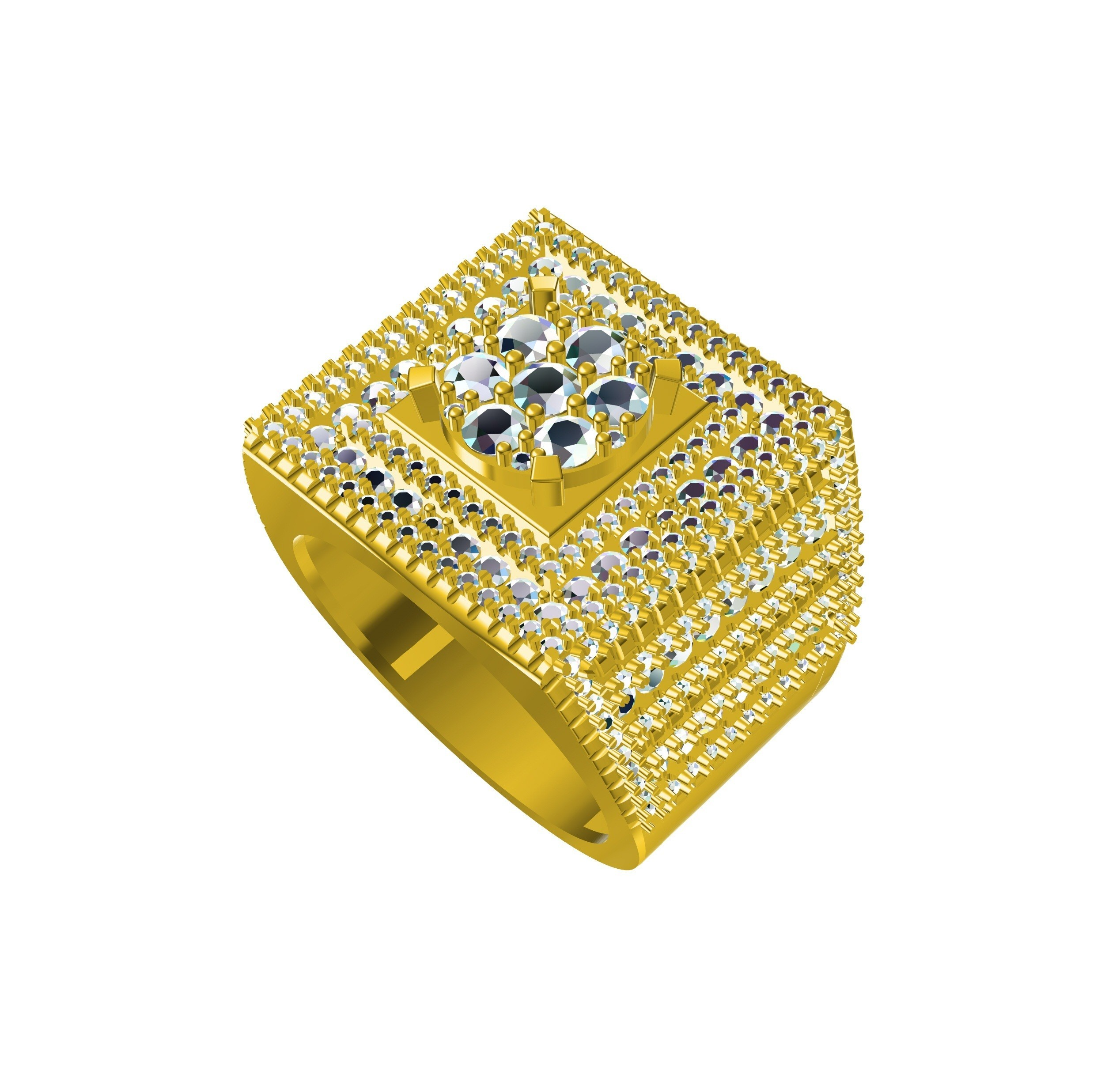 gold h g stone clarity s ct noray designs ring wg mens rings products gents diamond color men