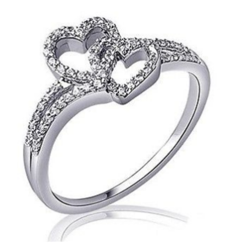 Free STL FREE !! jewelry 3D CAD Model Wedding Ring In JCD Format, VR3D