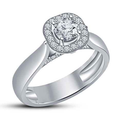 Download 3D print files Beautiful 3D Jewelry CAD Model For Wedding Ring, VR3D