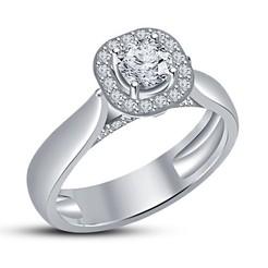 Descargar archivos STL Precioso 3D modelo de joyería CAD para el anillo de bodas, VR3D