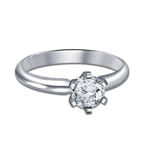 Download 3D printer designs 3D CAD Design Of Engagement Ring, VR3D