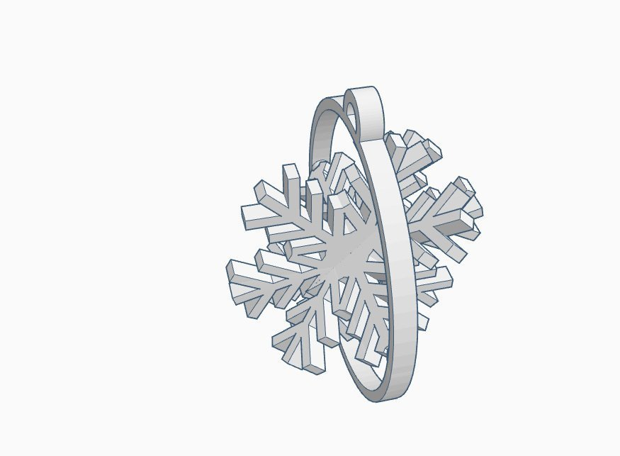 f99687dd719c4e8bc6a39e946c3d9ef7_display_large.jpg Download free STL file Snowflake • 3D printable object, kabecz
