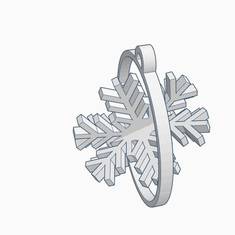 3fb5ed13afe8714a7e5d13ee506003dd_display_large.jpg Download free STL file Snowflake • 3D printable object, kabecz