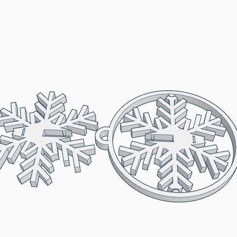 231249c954e690d10a8f392340a99139_display_large.jpg Download free STL file Snowflake • 3D printable object, kabecz
