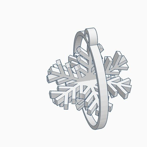4efdd2f969559e8b1c92e99f32ded48e_display_large.jpg Download free STL file Snowflake • 3D printable object, kabecz