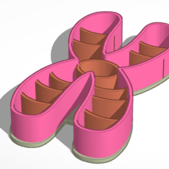 Download 3D printer designs Cookie Cutter chromosome X and Y, JavierYoldi