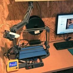 EXgDOeiWkAAnUHI.jpeg Télécharger fichier STL gratuit Support de caméra et Raspberry Pi • Modèle imprimable en 3D, KernelDesign