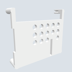 Download free 3D printing files Raspberry Pi B 1,2,3 housing, KernelDesign