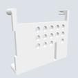Fichier imprimante 3D gratuit Boîtier Raspberry Pi B 1,2,3, KernelDesign