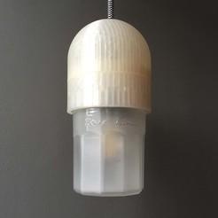 3D printer files BonMam Lamp, KernelDesign