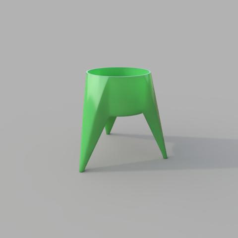Pot_de_fleurs_Tripode_2017-May-08_12-41-14PM-000_CustomizedView4513984163.png Download free STL file Pot de fleurs tripode • 3D print model, KernelDesign