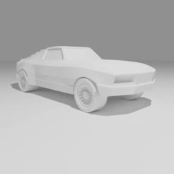 Descargar STL gratis Mustang, KernelDesign