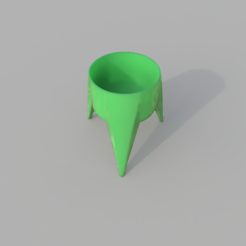 Pot_de_fleurs_Tripode_2017-May-08_12-39-28PM-000_CustomizedView9950476332.png Download free STL file Pot de fleurs tripode • 3D print model, KernelDesign