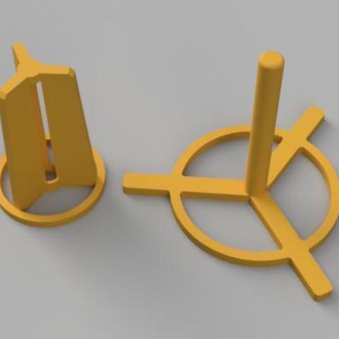 Free 3D print files Universal dispenser, KernelDesign