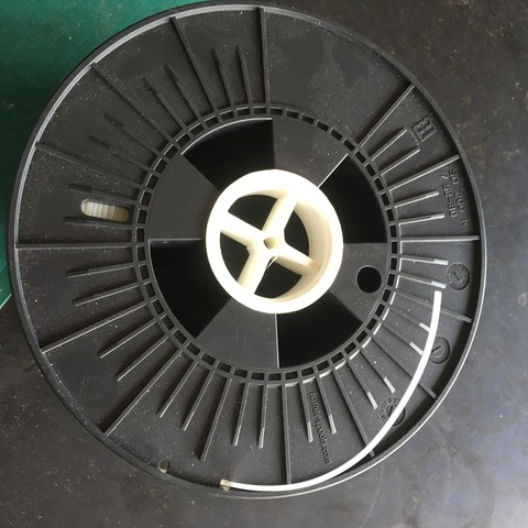 Download free 3D printer designs Wheel, for filament support, KernelDesign