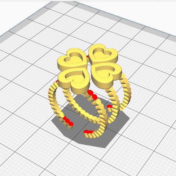render_4.jpg Download free STL file C-LOVERS • 3D printing design, Genny