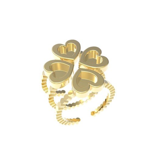 render_1.jpg Download free STL file C-LOVERS • 3D printing design, Genny