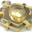 render_7.jpg Download free STL file SCARAB AMULET  • 3D printable design, Genny
