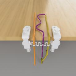 Télécharger fichier impression 3D Soutien à la presse par câble, DUP3D