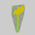 Modelos 3D para imprimir gratis marcadores Pumba, Maxime4