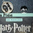 Download free 3D model Harry Potter's Platform 9 3/4 Charm!, ScrapPrinting