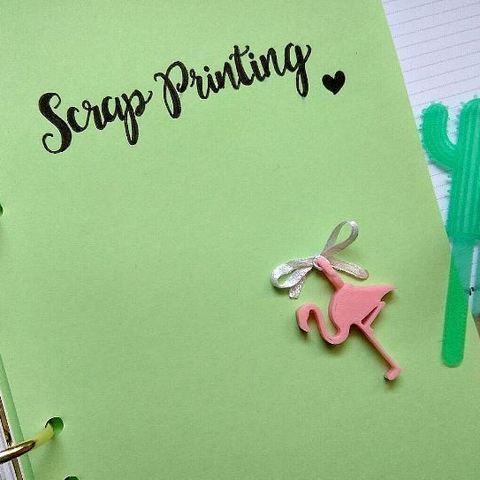 flamingo3.JPG Download free STL file Flamingo Charm • 3D printer object, ScrapPrinting