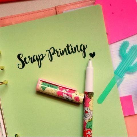 Télécharger fichier imprimante 3D gratuit cactus Bookmark, ScrapPrinting