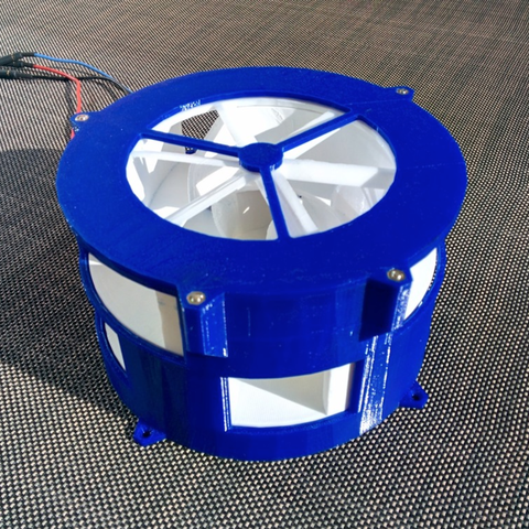Download free STL file Air Raid Siren • 3D print design, MlePh