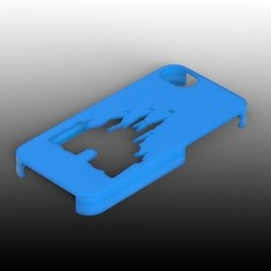Download 3D print files Iphone 5c Disney cover, Arge89