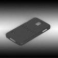 Download STL file Samsung S5 Slayer cover • 3D printable template, Arge89