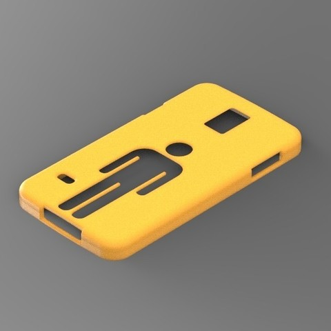 Download STL file Samsung S5 toiletsman cover • 3D printing object, Arge89