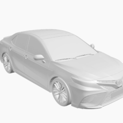 Download free 3D printer files Toyota Camry, VinyassShivanand