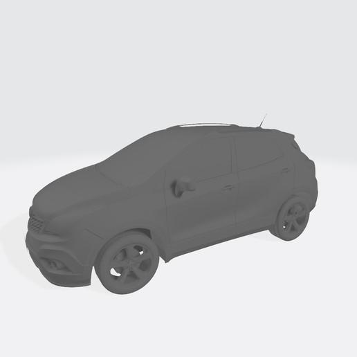 Télécharger fichier imprimante 3D gratuit Opel Mokka 2013, VinyassShivanand