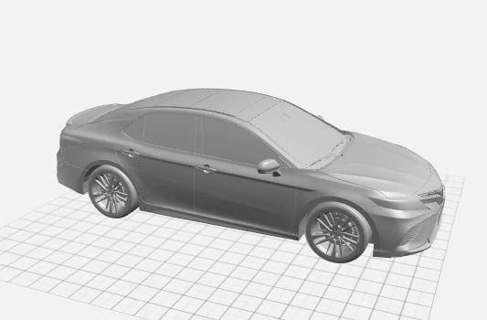 Screenshot_752.png Télécharger fichier OBJ gratuit Toyota Camry • Objet pour impression 3D, VinyassShivanand