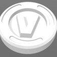 Download 3D printer designs V-Buck Fortnite, PierreAnne
