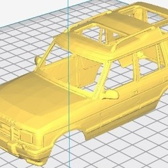 Download 3D printing templates Land Rover Discovery 200 Printable Body Car, hora80